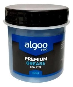 Graxa Premium Grease Com Ptfe Algoo Pro 100g Bike MTB Speed