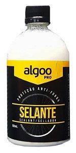 Selante Algoo Pro 500ml Sem Amônia P/ Pneu Tubeless Bike MTB