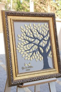 Árvore de assinaturas - 100 folhas