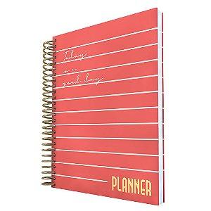 Caderno Planner Dac
