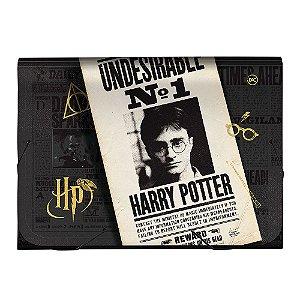 Pasta Sanfonada A4 Harry Potter com 12 divisões
