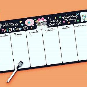 Memo Board Happy Cachorro Me Encanta