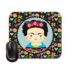 Mouse Pad Frida Kahlo Me Encanta
