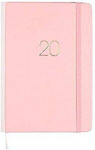 Agenda Planner 2020 Pastel - Rosa - Semanal Anotações 14x21