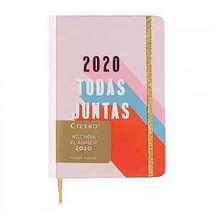 Agenda Planner 2020 Todas Juntas - Todas Juntas - Semanal Pontado