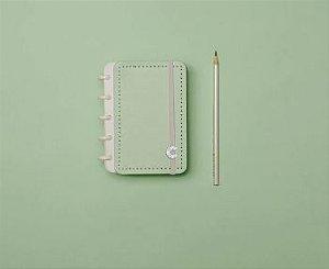 Caderno Verde Pastel - Inteligine