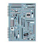 Planner Compacto Fina Ideia mensal Linha Office 145x205mm