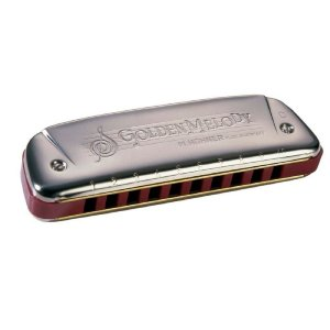 GAITA HOHNER GOLDEN MELODY 542/20 - C (DO)