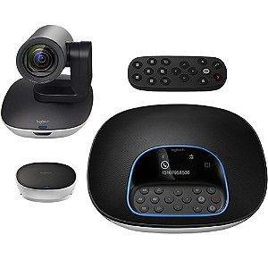 SISTEMA DE VIDEOCONFERÊNCIA LOGITECH GROUP HD SYSTEM 960-001054