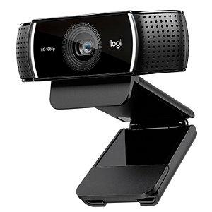 WEBCAM LOGITECH C922 HD PRO 1080P