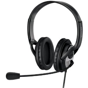 HEADSET MICROSOFT LIFECHAT LX3000 COM MICROFONE USB PRETO JUG00013