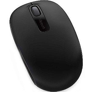 MOUSE MICROSOFT SEM FIO USB PRETO 1850 U7Z00008