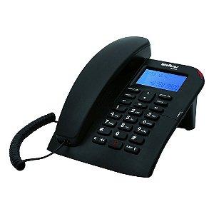 TELEFONE COM FIO INTELBRAS TC60 ID