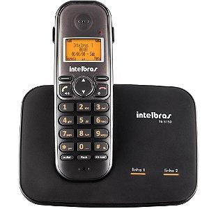 TELEFONE SEM FIO INTELBRAS DECT 6.0 TS5150