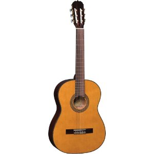 VIOLÃO EAGLE ACÚSTICO NATURAL NYLON DH 69 NT
