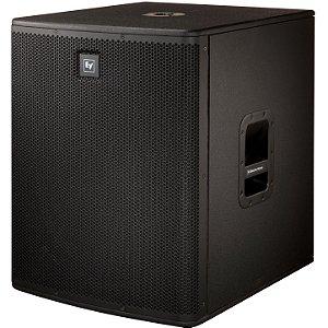 "CAIXA ACUSTICA SUB 18"" ELECTRO VOICE ELX118P"