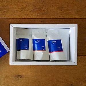 Box Tri Mineiro - grãos 150g cada