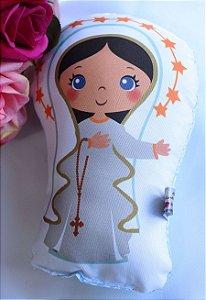 Naninha Rainha da Paz - 20 cm