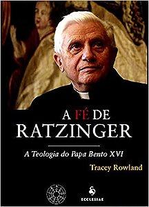 A Fé de Ratzinger  - Capa comum