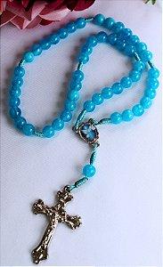 Coroa do Divino Espírito Santo - Azul