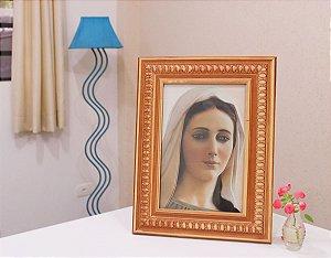 Quadro de Nossa Senhora Rainha da Paz