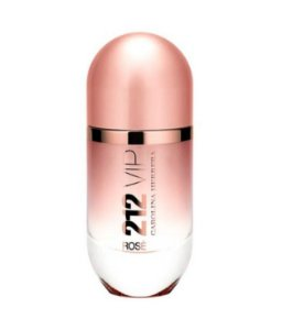 212 VIP Rosé Carolina Herrera  Feminino  Eau de Parfum