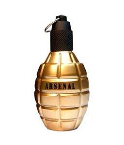 Arsenal Gold Gilles Cantuel Masculino Eau de Parfum