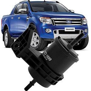 Filtro De Combustível Gasolina Wega Ford Ranger 2.5 Duratec Flex 2012 2013 2014 2015 2016 2017