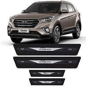 Soleira Protetor De Porta Hyundai Creta Pcd 2017 2018 2019 2020 2021