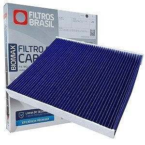 Filtro De Ar Condicionado Cabine Antiviral Filtros Brasil Honda Fit City Após 2009 Civic G10 Hr-v Wr-v