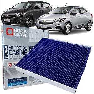 Filtro De Ar Condicionado Cabine Antiviral Filtros Brasil Chevrolet Gm Onix Prisma 2012 2013 2014 2015 2016 2017 2018