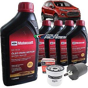 Kit Revisão Ford - 50.000 km 60 meses - Ford Ecosport 2.0 de 2012 em diante
