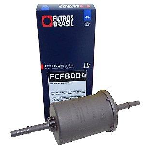 Filtro de combustível Filtros Brasil FCFB004 - Ford Ecosport, Fiesta, Focus, New Fiesta e Ka