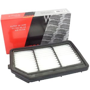 Filtro De Ar Wega JFA4284 - Honda New Fit New City E Wrv 1.5 16v Flex 2014 2015 2016 2017 2018 2019
