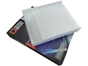 Filtro de ar condicionado Hb20 1.0 12v E 1.6 16v Flex - Filtros Brasil FB1167