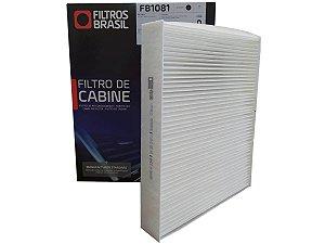 Filtro de ar condicionado Onix, Cobalt, Cruze, Prisma, Sonic, Spin, Tracker
