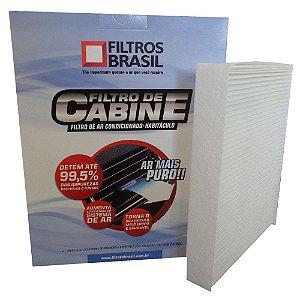 Filtro De Cabine Filtros Brasil FB207 - Ford Focus 1.6 16V Sigma E 2.0 Duratec 16V De 2009 até 2013