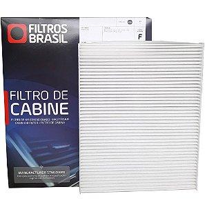 Filtro De Cabine Filtros Brasil FB202F - Ford Fiesta E Ecosport 1.0 1.6 8V Zetec Rocam Após 2002