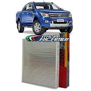 Filtro De Cabine Wega AKX35177 - Ford Ranger 2.2 Turbo Diesel 2.5 Duratec E 3.2 Diesel De 2012 Em Diante