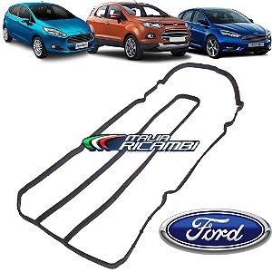 Junta Da Tampa De Válvulas Original Ford 4M5Z6584A - Ford Ecosport New Fiesta E Novo Focus 1.6 16V Sigma