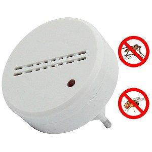 Repelente Eletrônico Ultrassônico Bivolt Espanta Mosquito Para Uso Doméstico Sem Barulho E Veneno - Western REP-03