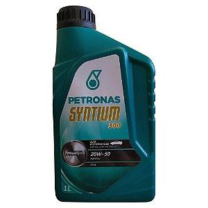 Óleo De Motor Petronas Syntium 300 20w50 Mineral SL - 1 litro