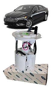 Bomba de combustível Ford Motorcraft - Fusion 2.0 Ecoboost gasolina de 2013 até 2016 - DG9Z9A407G