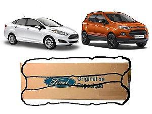 Junta Da Tampa De Válvulas Original Ford 1S6G6K260AA - Ford New Fiesta 1.6 Até 2013 E 1.5 E Ecosport 1.6 Manual