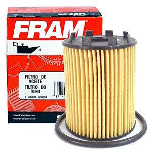 Filtro De Óleo Refil Fram CH9713ECO - Fiat Punto Bravo Linea 1.4 16V Gasolina Tjet 2008 2009 2010 2011 2012