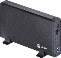 GAVETA HD DESKTOP USB 3.0 4TB VINIK ALUMINIUM CHDA-200 - 24387