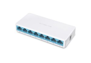 SWITCH REDE 8 PORTAS 10/100MBPS MERCUSYS MS108