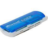 LEITOR CARTAO USB 2.0 FORTREK LDC102