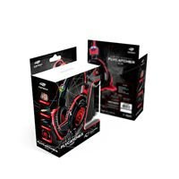 HEADSET P2 GAMER C3TECH FLYCATCHER PH-G10BK