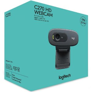 WEBCAM 720P LOGITECH C270 960-000694